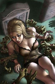 random zombie~love