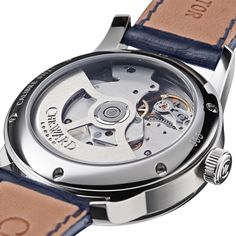 C9 Harrison 5 Day Automatic Watch with Calibre SH21 movement - Christopher Ward