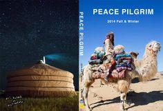 KAPITAL Catalog 2014 FALL WINTER – PEACE PILGRIM