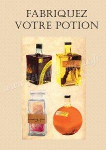 Décoration enchantée Harry Potter • Fêtes vous même