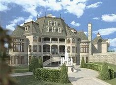 Image result for French Style Mansions