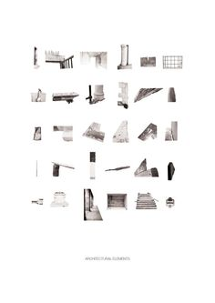 archisketchbook - architecture-sketchbook, a pool of architecture drawings, models and ideas - 26.10.14 / sketch / architectural elements ...