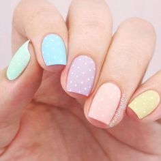 Easter nails are the cutest ones among the rest of the spring ideas. There are so many different designs that are popular for Easter Sunday. We have covered the best nail art in this article for your inspiration! #easternails #naildesigns #nailart