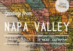 The Design*Sponge Guide to Napa Valley, Ca #napa #napavalley #travel #california
