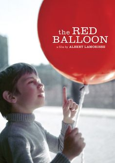 The Red Balloon (no spine #) I heard about this film from a buddy in High School.  It is a beautiful french film that young children can watch.  It's short, but will be a great start to begin one's journey into foreign films.