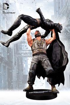 Batman vs. Bane 1:6 Scale Statue (DC Collectibles)