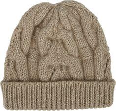Barneys New York Cable-Knit Beanie -  - Barneys.com