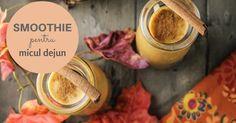 Retete de smoothie pentru micul dejun: portia de sanatate, inca de la prima ora!