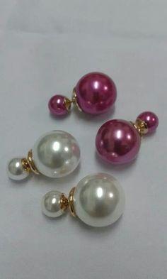 Tribal earrings!