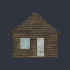 3D model Medieval House1.max - Medieval House - 3d model - .3ds, .obj, .fbx - 5266 vertices - 5197 polygons  See it in 3D: https://www.yobi3d.com/v/3lciYKP7dC/Medieval House1.max