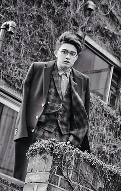 Kyung Soo was just like Harry Potter!!!
