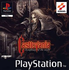 Castlevania Symphony of the Night - Best Fantasy/Terror Game Ever Made