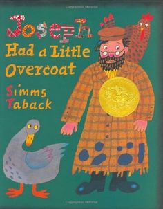 Joseph Had a Little Overcoat (Caldecott Medal Book) by Simms Taback,