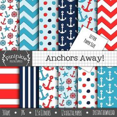 Letter Size Nautical Digital Paper Anchor Digital by Pininkie, $4.00  https://www.etsy.com/listing/184642019/letter-size-nautical-digital-paper?ref=sr_gallery_22&ga_search_query=digital+letters&ga_page=51&ga_search_type=all&ga_view_type=gallery