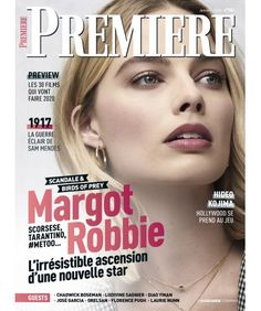 "Premiere janvier 2020 margot robbie/ catherine deneuve/ sam mendes/ ""sex education""/ ""the new pope""/ ""the witcher""/ ""the loudest voice""/ hideo kojima/ florence pugh Margot Robbie, Jonathan Pryce, Gary Oldman, Catherine Deneuve, Johnny Cash, Leonardo Dicaprio, Film Box Office, Jose Garcia, Celine Sciamma"