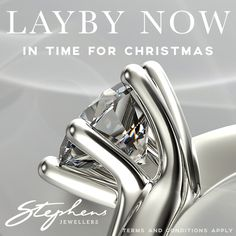 There are only 3 months until Christmas! Visit our store to avoid the Christmas rush and put your favourite pieces on layby right now. Contact us about our layby terms on (03) 5821 3361 (Shepparton) and (03) 5480 1696 (Echuca). #StephensJewellers #Jewellery #Watches