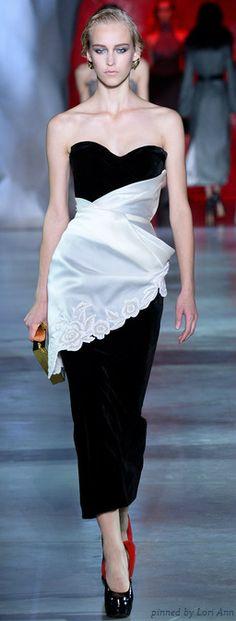 Ulyana Sergeenko Couture Fall 2014