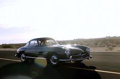 【ビデオ】メルセデスの「300SL」はなぜ「特別」なのか? それが分かる4分の映像 - Autoblog 日本版