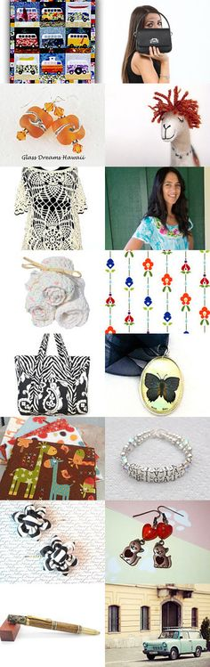 *** Classic and Modern...  *** by Roee on Etsy--Pinned+with+TreasuryPin.com