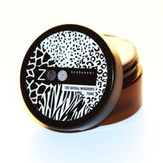 An all natural deodorant cream made in New Zealand.  Zoo Deodorant is: - Healthy!  It absorbs moisture and minimises odour without blocking up your sweat glands.​ - Free of palm oil and it's derivatives​ - Baking-soda free (a common irritant for sensitive skin)​ - Handmade in small batches to ensure freshness - Vegan​ and cruelty-free  Ingredients Shea Butter*, Arrowroot Powder, Coconut Oil*, Kaolin Clay, Himalayan Salt, Glycerin^, Bergamot Essential Oil, Lemon Essential Oil, Vitamin E…