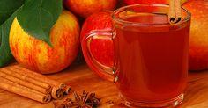 Škoricovo-jabĺčková aróma neodmysliteľne patrí k duchu chladných dní. Pozvi k sebe kamarátky na čaj o piatej a ponúkni ich vlastnoručne pripraveným nápojom. Že budú chcieť potom chodiť na návštevu pravidelne je zaručené! :)