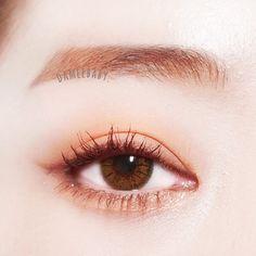 Kawaii Makeup, Cute Makeup, Makeup Looks, Soft Eye Makeup, Asian Eye Makeup, Korean Makeup Look, Runway Makeup, Asian Eyes, Models Makeup