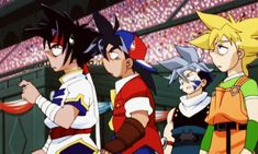 Oh God their faces are worth watching 😂😂 Beyblade Characters, Disney Characters, Pokemon Ash And Misty, Kai, Manga Anime, Anime Art, V Force, Digimon Adventure 02, Disney Xd