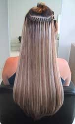 Micro ring are considered to be the most undetectable hair hair extensions before and after pictures fine hair pmusecretfo Images