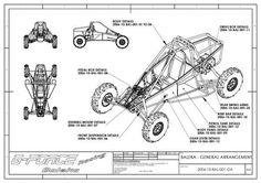 Geforce Buggies - Parts Import