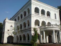 Main building of Bangla Academy ◆Bangladesh - Wikipedia http://en.wikipedia.org/wiki/Bangladesh #Bangladesh