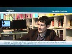 Entrevista Dr. Cristobal Cobo Romani - YouTube