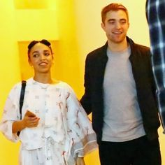 Pin for Later: This Is Not a Drill: Robert Pattinson and FKA Twigs Are Engaged!