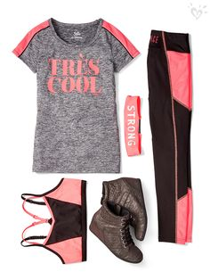 An outfit that is both stylish and comfy!? Tres amazing!