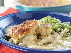 Chicken Pie -Trisha's Southern Kitchen (Maybe add veggies for Scott)