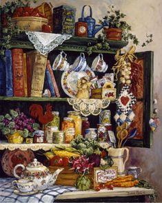 Уютные,домашние мотивы... | Barbara Mock (1). Комментарии : LiveInternet - Российский Сервис Онлайн-Дневников