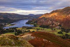 Last Light, Glenridding, Ullswater, Lake District, Cumbria, England