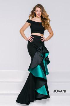 Jovani Prom 41080 Jovani Estelle's Dressy Dresses in Farmingdale , NY
