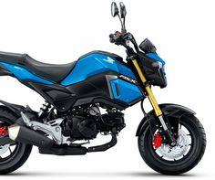 """บริษัท เอ.พี. ฮอนด้า จำกัด ผู้จัดจำหน่ายรถจักรยานยนต์ฮอนด้าในประเทศไทย เอาใจนักบิดผู้ชื่นชอบการขับขี่มินิสปอร์ตไบค์ เผยโฉม New Honda MSX125SF โฉมใหม่ ภายใต้คอนเซปต์ """"Endorphins Clutcher ฟินไม่มีสะดุด สนุกทุกการคอนโทรล"""" มินิไบค์สายพันธุ์สปอร์ตที่มาพร้อมการออกแบบอันโฉบเฉี่ยวล้ำสมัย ชูสมรรถนะการควบคุมด้วยระบบคลัทช์มือที่ให้ความสนุก เร้าใจ ใช้งานในเมืองได้อย่างสะดวกคล่องแคล่ว พร้อมอัดแน่นเทคโนโลยีตวามปลอดภัยด้วยระบบเบรก ABS โดดเด่นลงตัวกับการจับคู่สีสันใหม่…"""