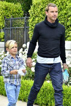 Kingston Rossdale es nuestro peque celebridad favorito. El hijo de Gwen Stefani y Gavin Rossdale es un fashionista de 7 años.