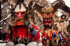 kukeri-festival10 - All That Is Interesting
