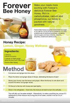 Lemon, Ginger and Honey tea. Great for the day. #Tea #Health https://www.foreverliving.com/retail/entry/Shop.do?store=BEL&language=nl&distribID=310002029267