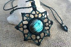 Check out this item in my Etsy shop https://www.etsy.com/nz/listing/535577381/handmade-macrame-necklace-jewellery