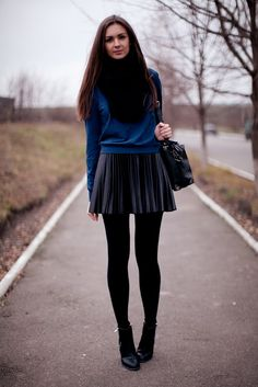 pleated skirt – Fashion Agony | Daily outfits, fashion trends and inspiration | Fashion blog by Nika Huk, Ukraine