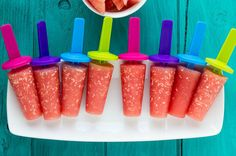 Quick and easy popsicle recipes