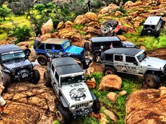 #Jeep parking only.