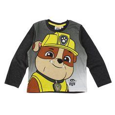 Paw Patrol Rubble Long Sleeve T Shirt