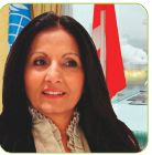 Ms. Almas Jiwani, President, UN Women (National Commitee) Canada - Keynote speaker@WAF-2014, Gambia- 25-29 May, 2014
