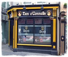 O'Connells Ennis - Click pub photo image above to purchase your #Pubs of #Ireland Photo Print with PayPal. You do not need a PayPal account to purchase photo. Pubs of Ireland photos are perfect to display in any sitting room, family room, or den to celebrate a family's Irish heritage. $9.00 (plus $5 shipping & handling in USA)