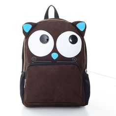 Special offer 2015 Fashion Backpacks For Teenage Girls Owl Backpack School Bags Rucksack Cute Korean Backpack In stock just only $19.59 with free shipping worldwide  #womanbackpacks Plese click on picture to see our special price for you