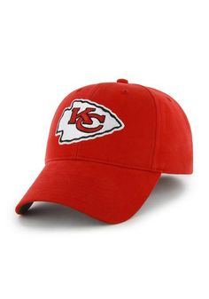 '47 BRAND: 47 Brand Kansas City Chiefs Red Basic MVP Adjustable Toddler Hat Buy Now $12.99 Find at Faearch
